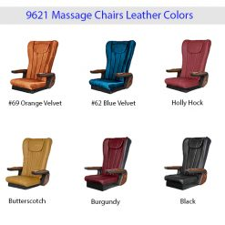 9621 Model Pedicure Chair