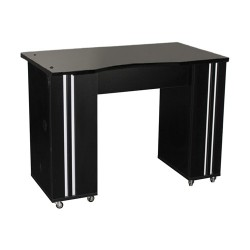 Adelle Manicure Table Black B - 2b