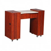 Adelle Manicure Table Classic Cherry A-1