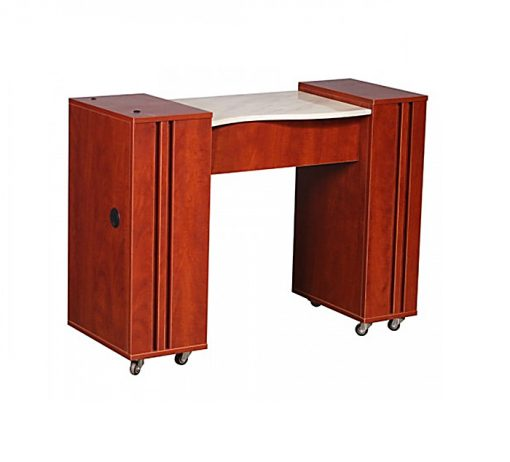 Adelle Manicure Table Classic Cherry A