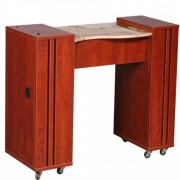 Adelle Manicure Table Classic Cherry A-2