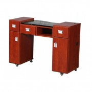 Adelle Manicure Table Classic Cherry A-3