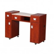 Adelle Manicure Table Classic Cherry A-4