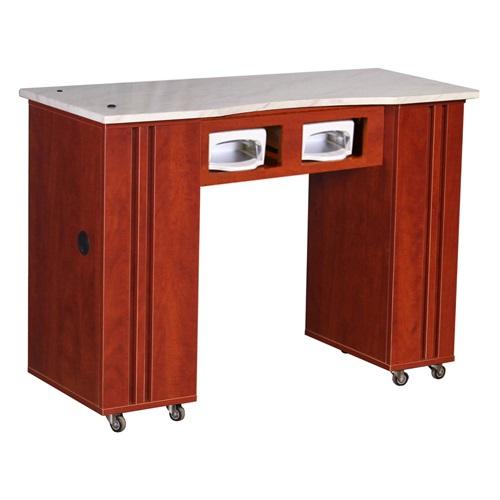 Adelle Manicure Table Classic Cherry BUV
