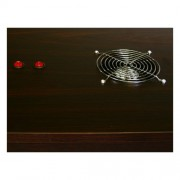 Adelle Nail Drying Station Classic Cherry - 5a