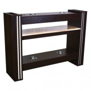 Adelle Nail Drying Station Dark Cherry - 2a