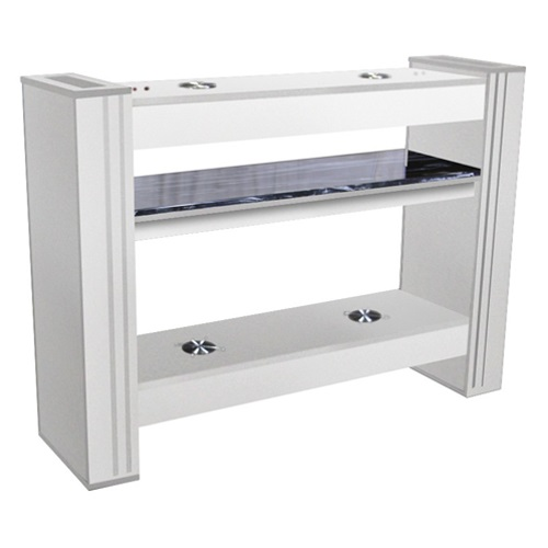Adelle Nail Drying Station White