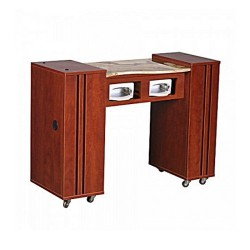 Adelle UV Manicure Table Classic Cherry A 000