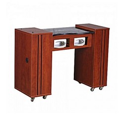 Adelle UV Manicure Table Classic Cherry A 111