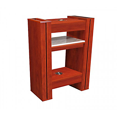 Alego Nail Drying Station 2 Classic Cherry