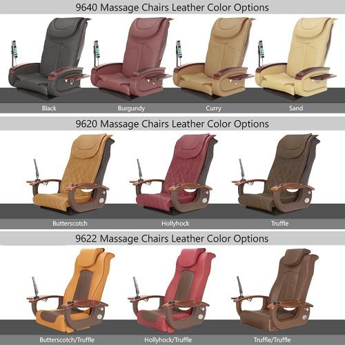 Aqua Rainbow Spa Pedicure Chair