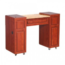 Canterbury Manicure Table Classic Cherry A 000