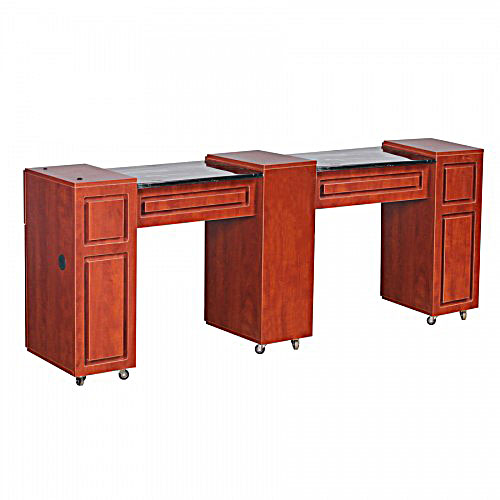 Canterbury Manicure Table Classic Cherry C