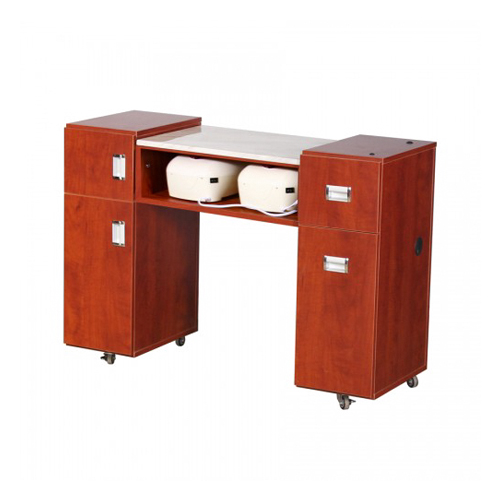 Canterbury UV Manicure Table Classic Cherry A