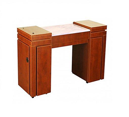 Carina Manicure Table Classic Cherry A