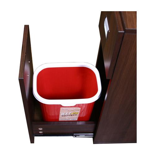 Carina UV Manicure Table Chocolate B