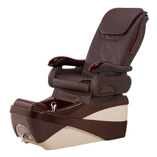 Chocolate SE Pedicure Spa Chair