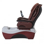 Chocolate Spa Pedicure Chair 020