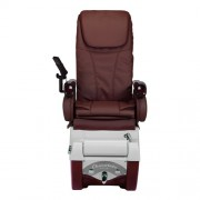 Chocolate Spa Pedicure Chair 030