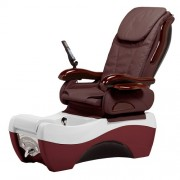 Chocolate Spa Pedicure Chair 040