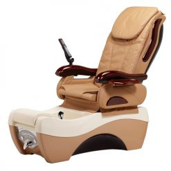Chocolate Pedicure Spa Chair