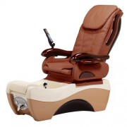 Chocolate Spa Pedicure Chair 070