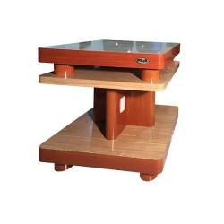 Custom Made Nail Dryer Station UV 10 (Maple Oak) - 1