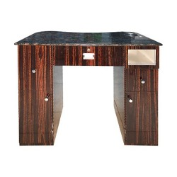 Custom Made Nail Table T 102 (Aluminum Cherry) - 2