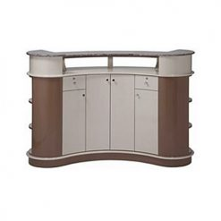 Custom Made Reception Desk C 211 PU