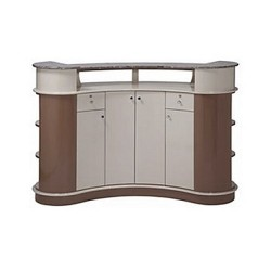 Custom Made Reception Desk C 211 PU - 2