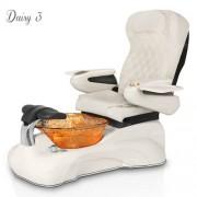 Daisy 3 Pedicure Spa Chair - 01