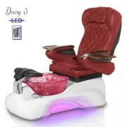 Daisy 3 Pedicure Spa Chair - 2