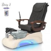Daisy 3 Pedicure Spa Chair - 3