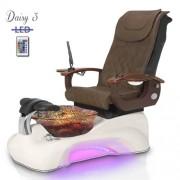 Daisy 3 Pedicure Spa Chair - 5