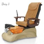 Daisy 3 Pedicure Spa Chair - 7