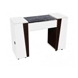 Deville Manicure Table Cream Wood 000