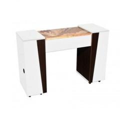 Deville Manicure Table Cream Wood 111