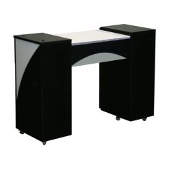 Edita Manicure Table Black A