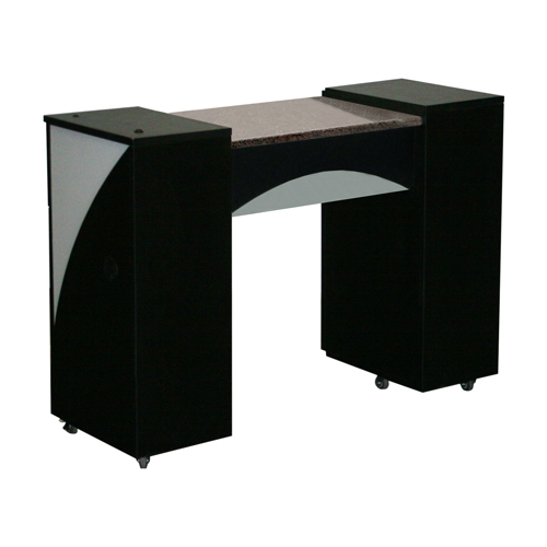 Edita Manicure Table Black A