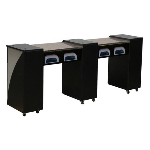 Edita Double Manicure Table