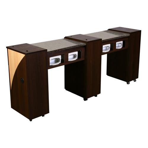 Edita UV Manicure Table Chocolate C