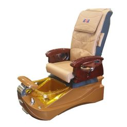 Golden Dream Pedicure Spa Chair