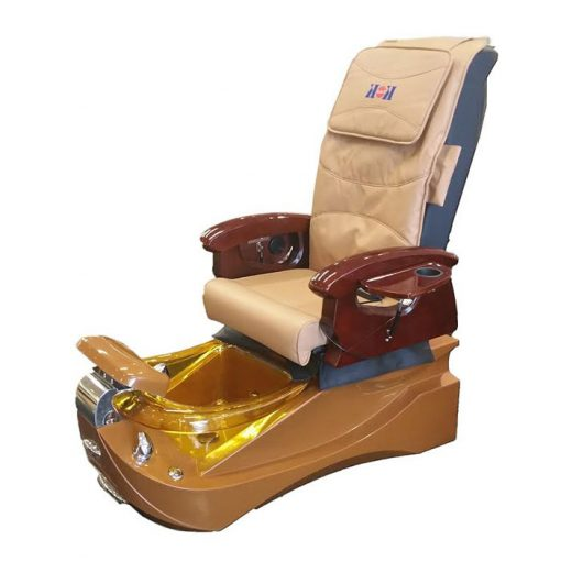 Golden Dream Pedicure Spa Chair