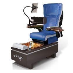 Katai Square Glass Spa Pedicure Chair-1-1-1