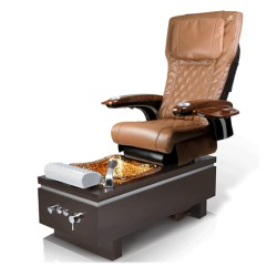 Katai Square Glass Spa Pedicure Chair-1-1-2