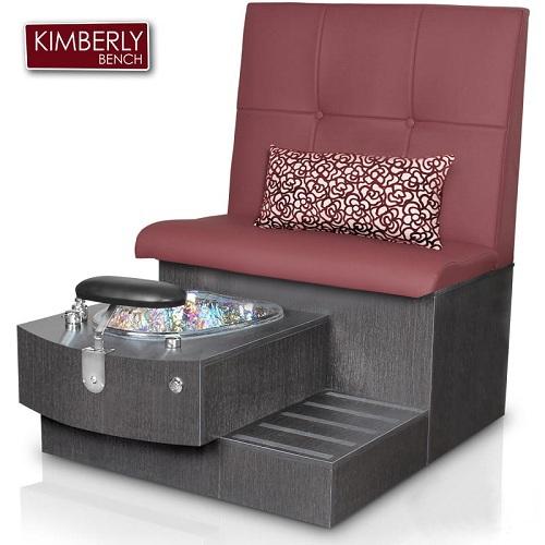 Kimberly Spa Pedicure Bench