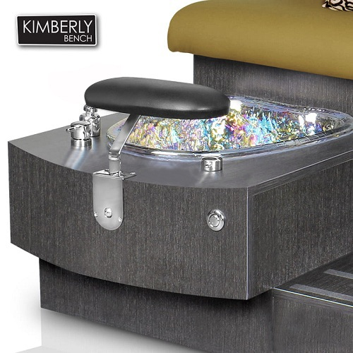 Kimberly Double Spa Pedicure Bench High Quality Pedicure