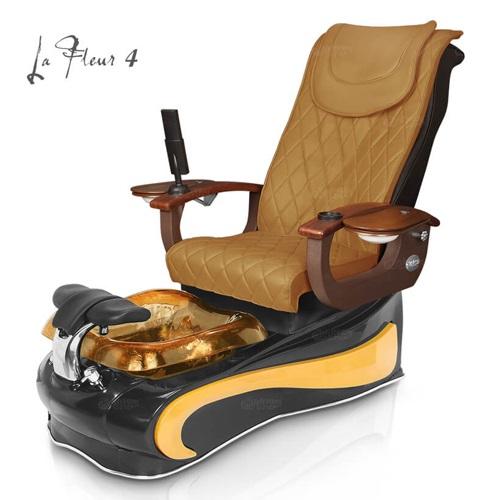La Fleur 4 Spa Pedicure Chair