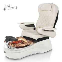 La Tulip 2 Spa Pedicure Chair - 02
