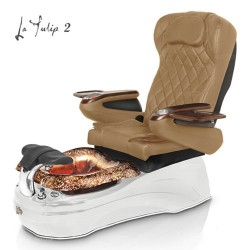 La Tulip 2 Spa Pedicure Chair - 5